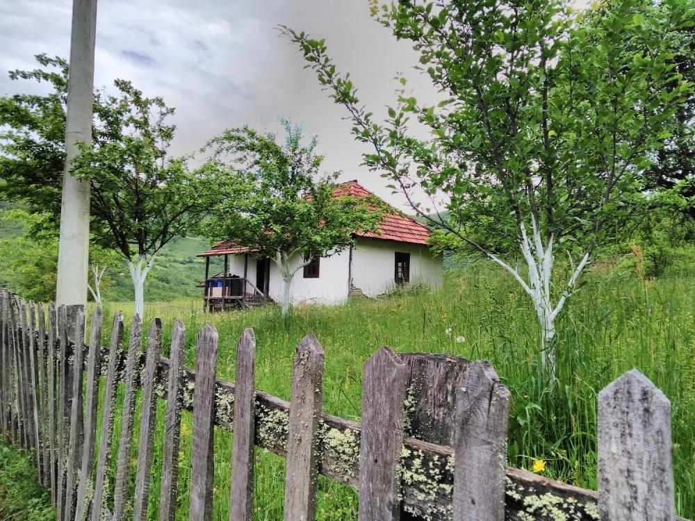 authentic village in Montenegro