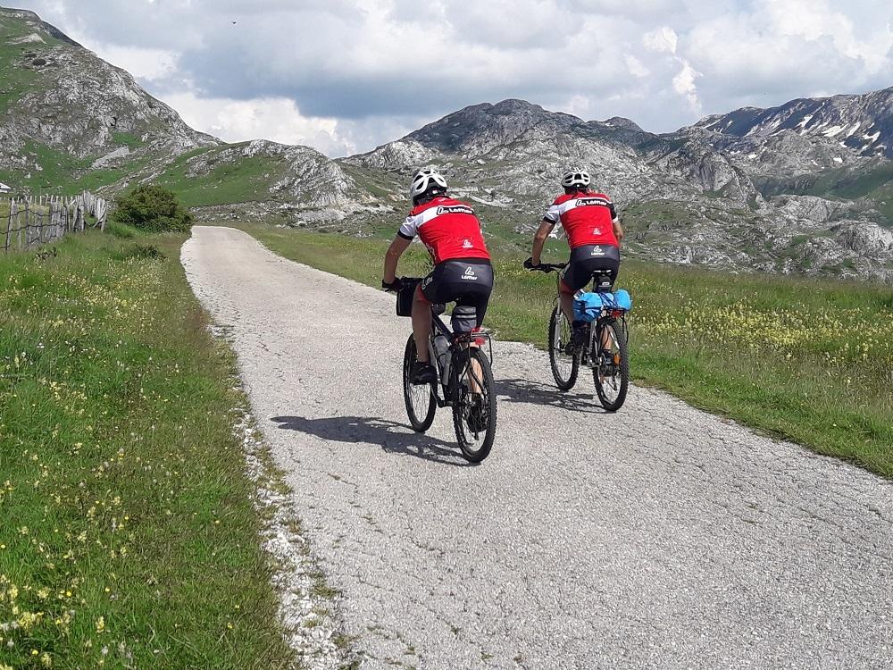 biciklizam crna gora rams