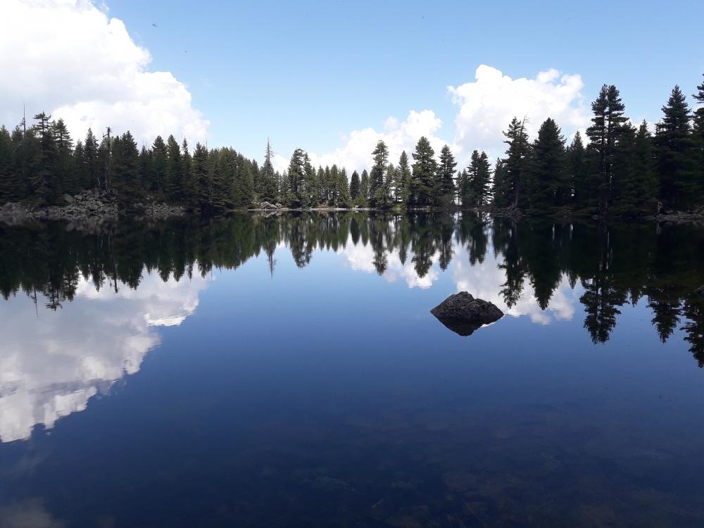 hridkos jezero, nacipnalni park Prokletije