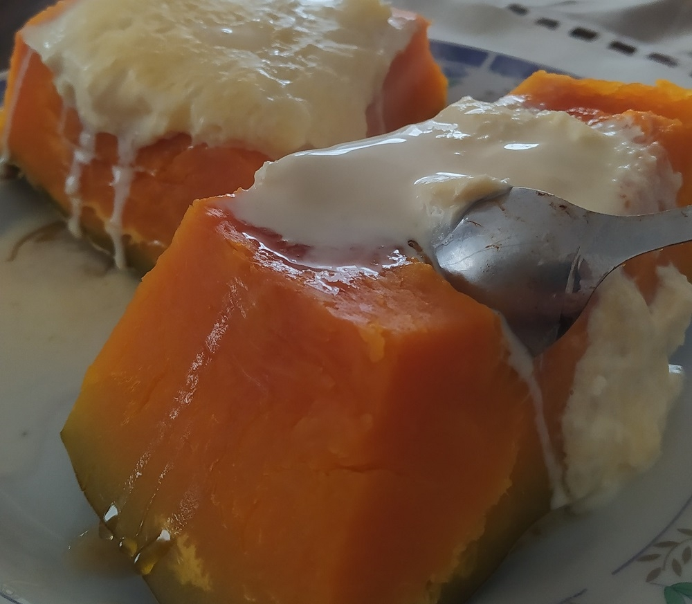 traditional dishes in Montenegro, pumpkin