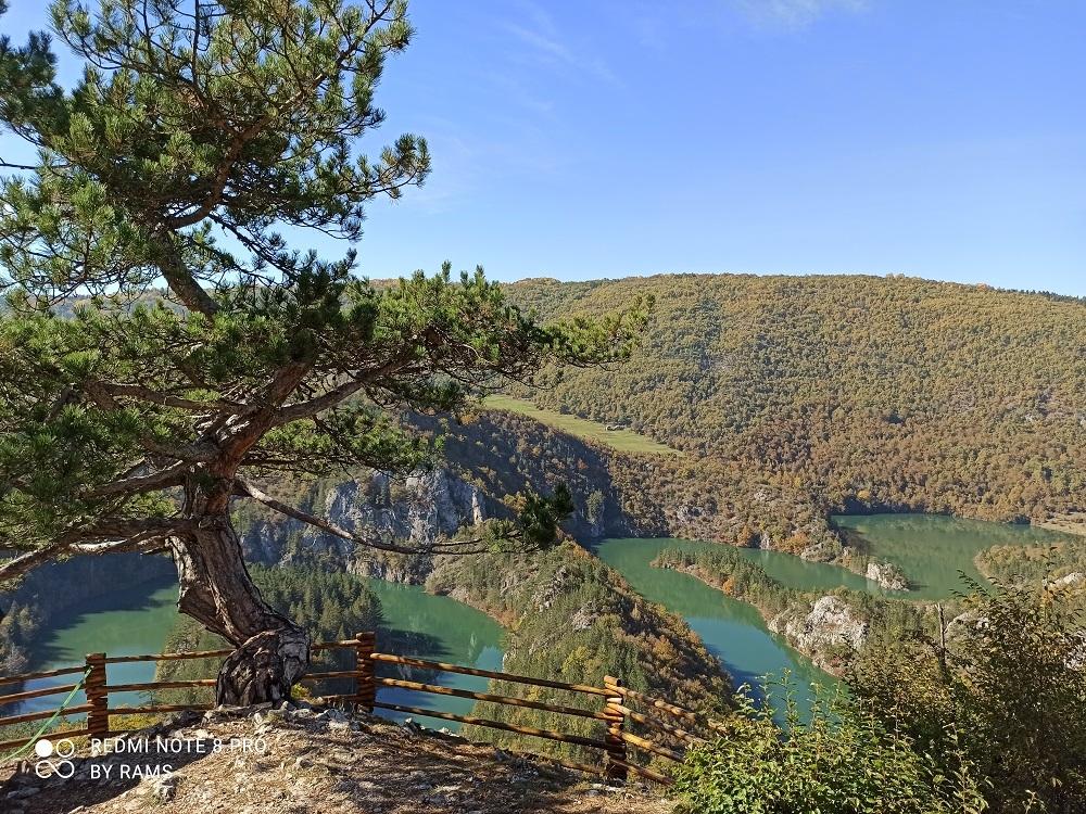 meanders of Cehotina river, Meanders Montenegro
