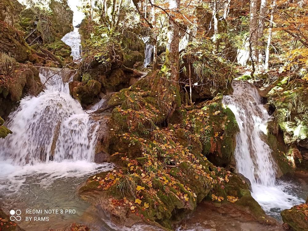 waterfall Skakala, waterfalls Montenegro