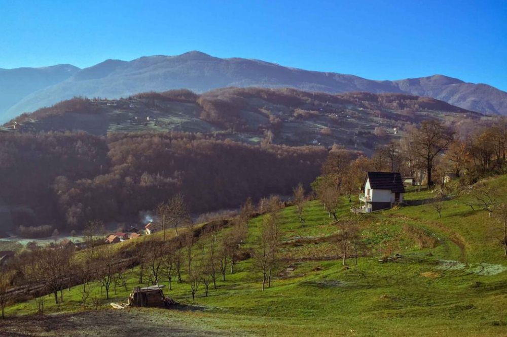 eco estate under the bjelasica