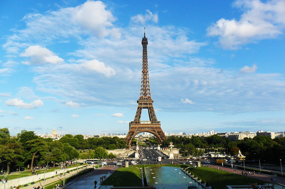 Pariz i Diznilend