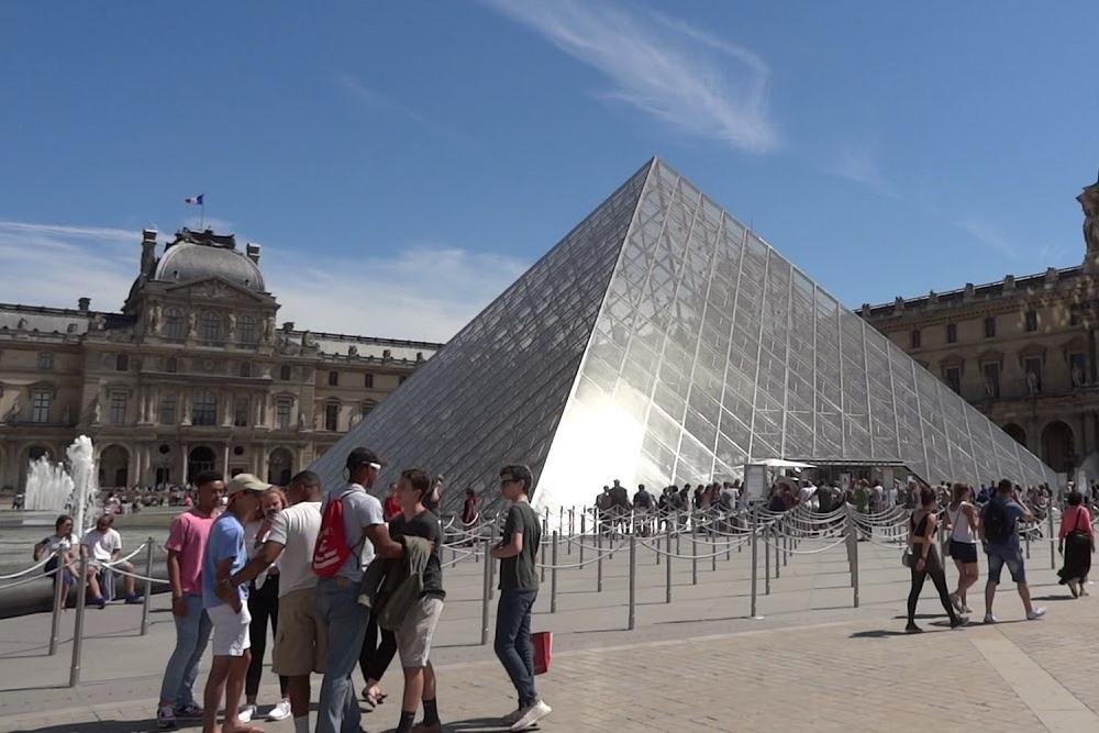 Poznati muzej u Parizu