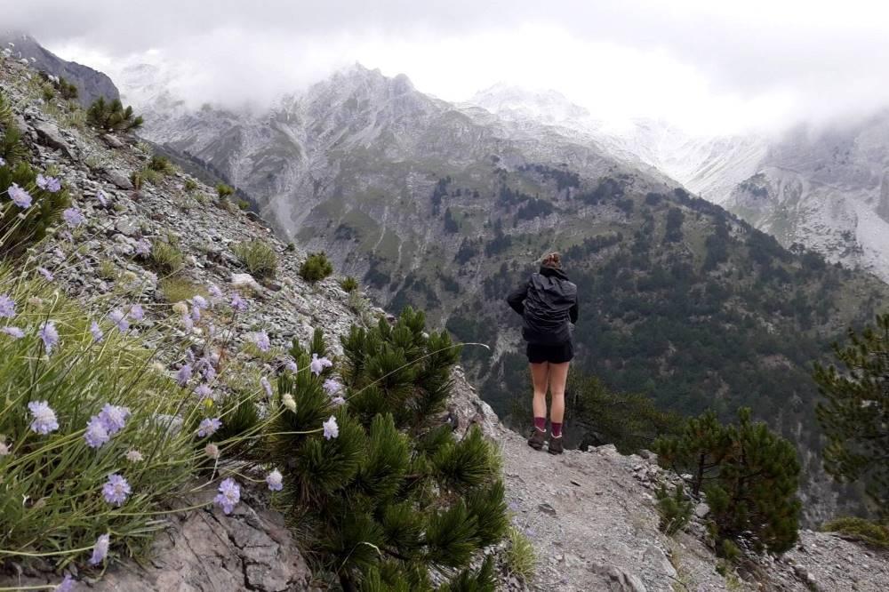 Vrhovi Balkana, Crna Gora, Albanija