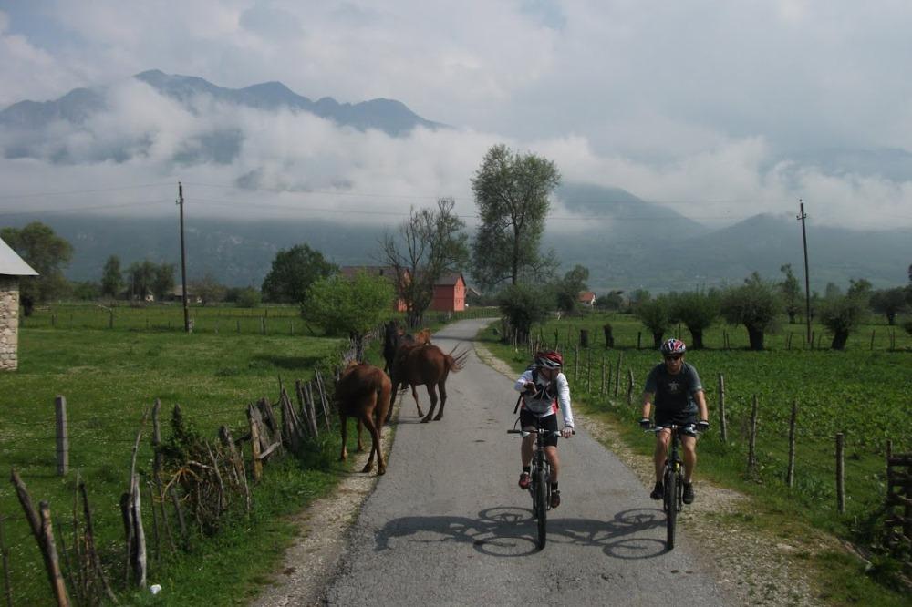 Biciklizam, tura
