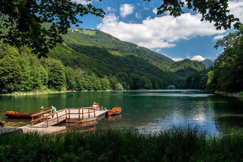 biogradsko lake