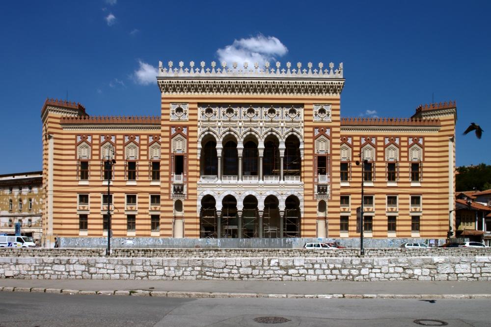 Vijecnica u Sarajevu, jednodnevni izlet, agencija RAMS