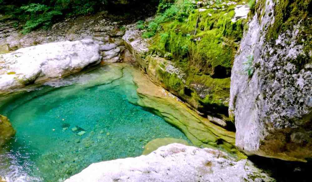 Cudo prirode, kanjon Mrtvice