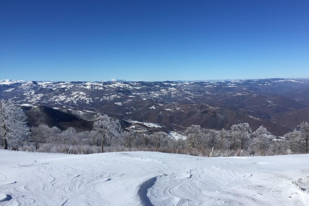 winter experience montenegro