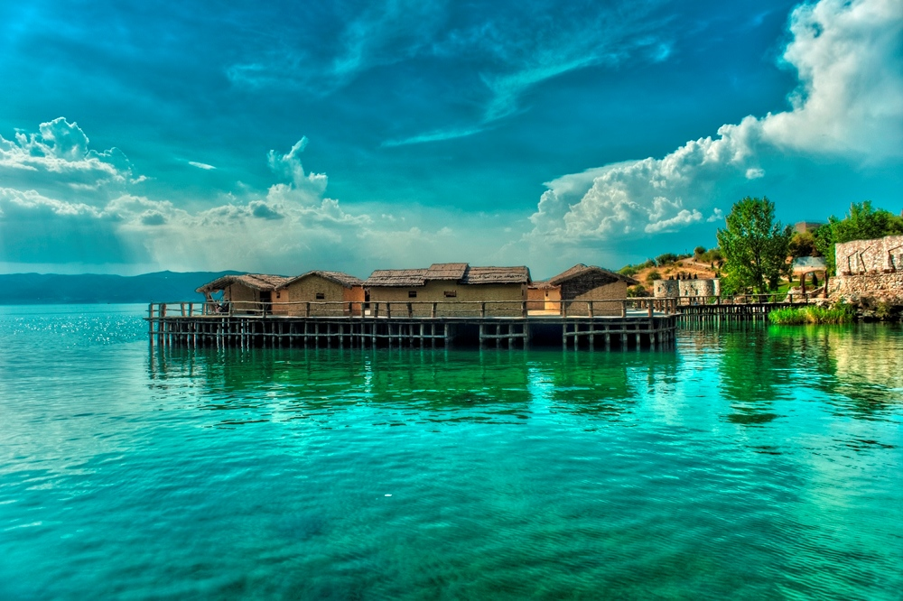 Zaliv kostiju, Ohrid, Makedonija, osmi mart, putovanje