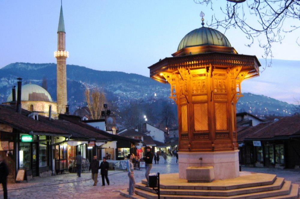 Obilazak Sarajeva