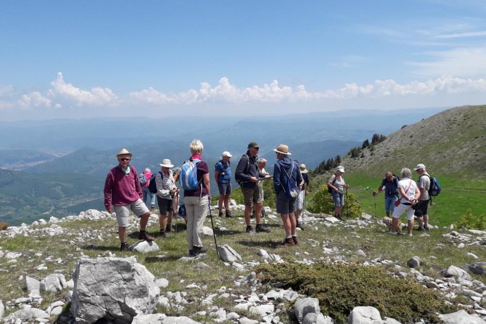 hridsko lake hiking montenegro