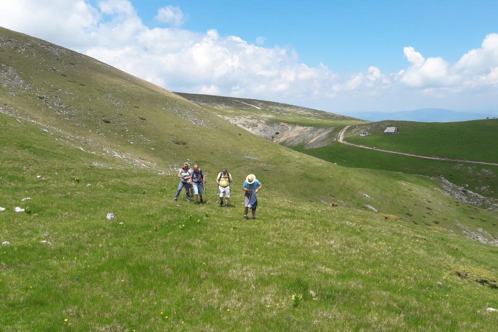 hiking montenegro and albania