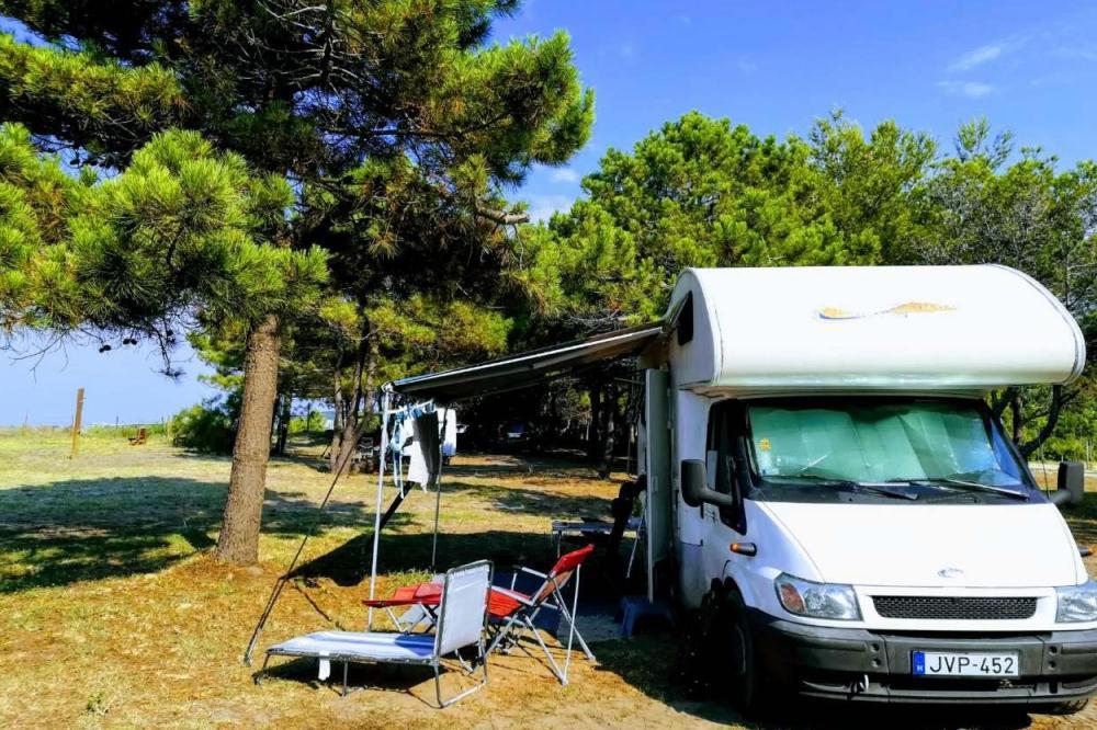 mcm camping, ulcinj, camping montenegro