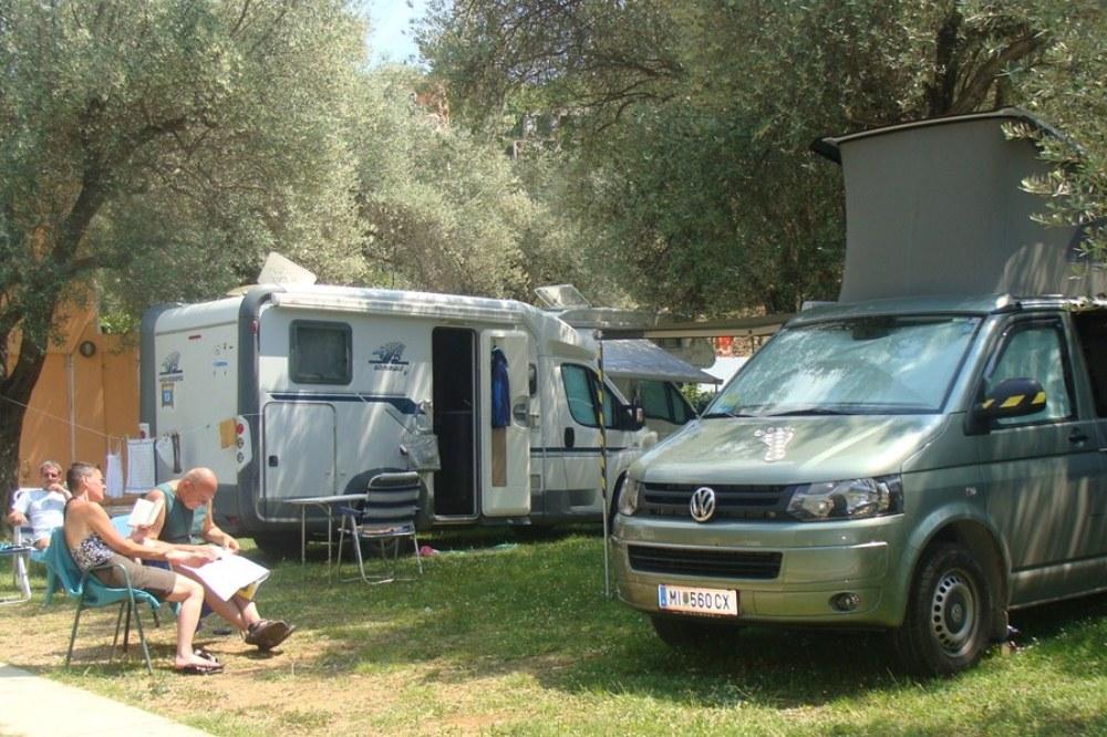 oliva camping, bar, montenegro camping