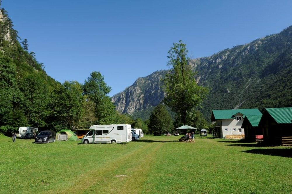 tear of europe camping, camping montenegro